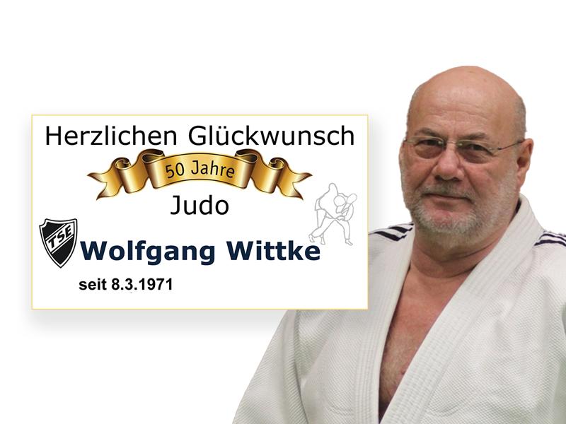 50 Jahre Judo – herzlichen Glückwunsch!