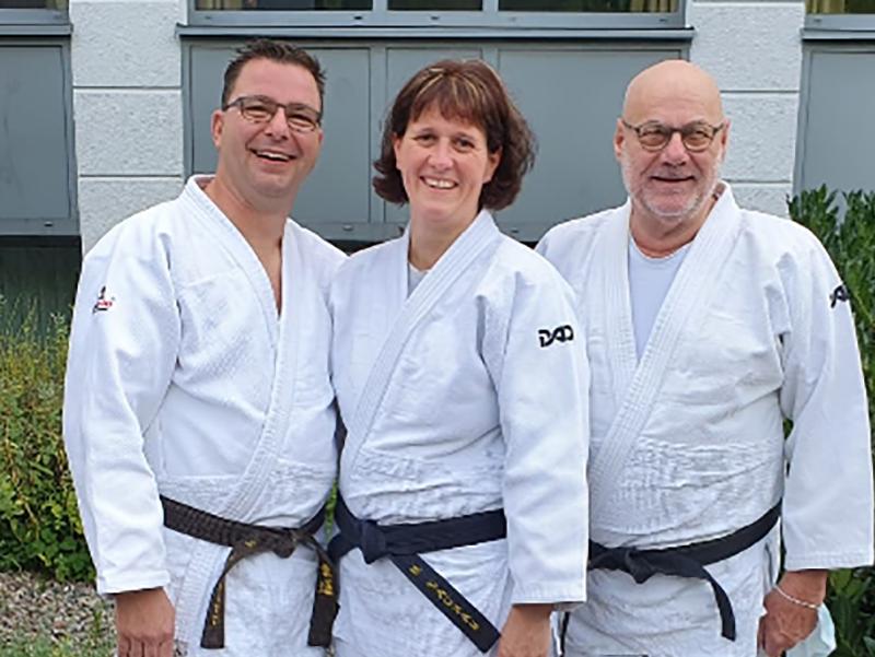 Einfelder Judoka wieder aktiv