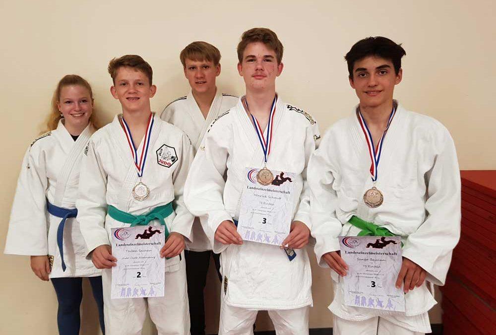 Judo-Landesmeisterschaften U18 / U21