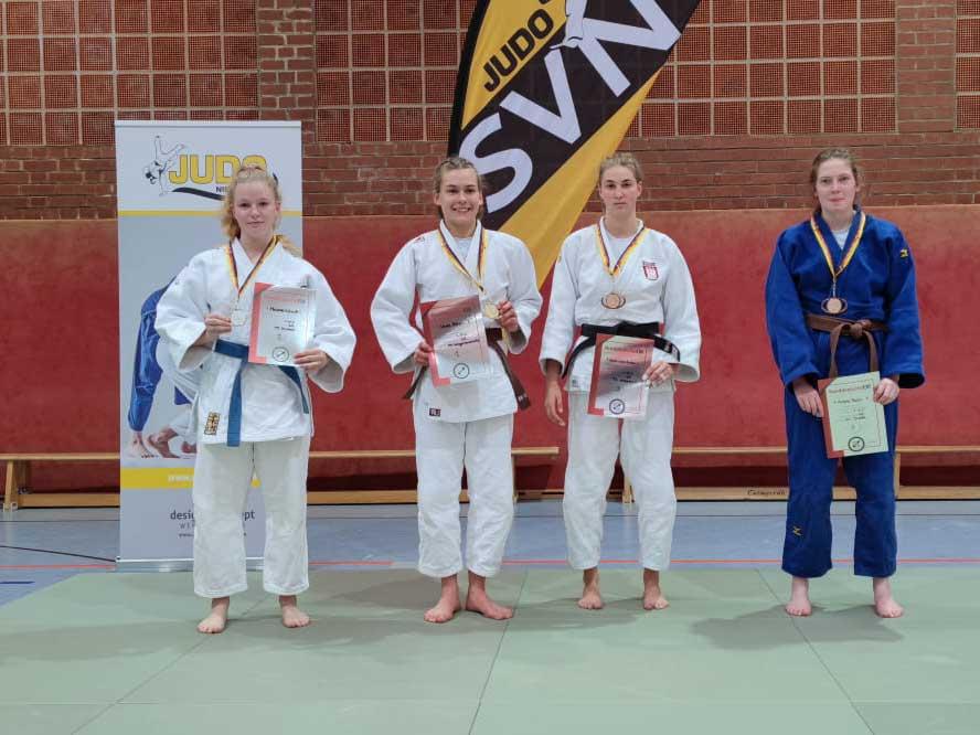 Norddeutsche Meisterschaften Judo U18/U21